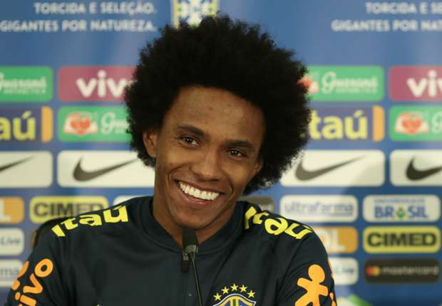 'I'm in the shape of my life' - the secret to Willian's success