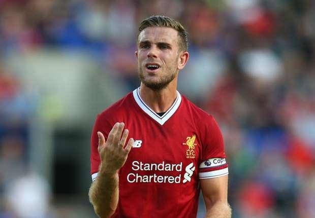 Jordan Henderson Puas Dengan Kedalaman Skuat Liverpool