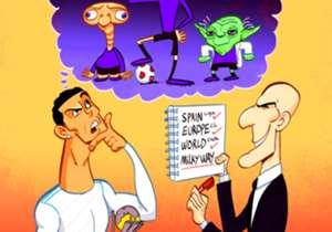 Depois de ganhar tudo neste planeta, hora de CR7, Zidane e cia pensar em outras galáxias...