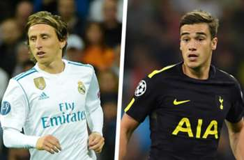 It was special to face role model Modric, says Winks