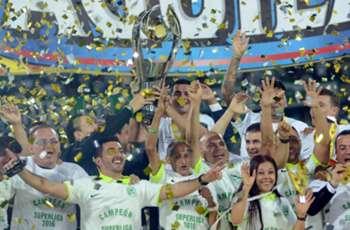 Le sobran las Copas para festejar: todos los títulos del Verde