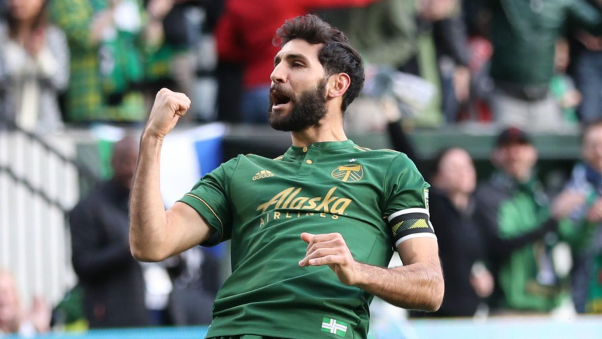 Diego Valeri MLS Portland Timbers 04022017