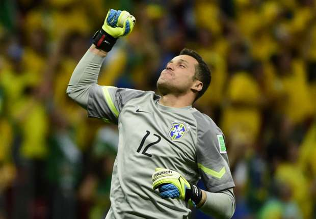 Former Inter and Brazil star Julio Cesar retires from football