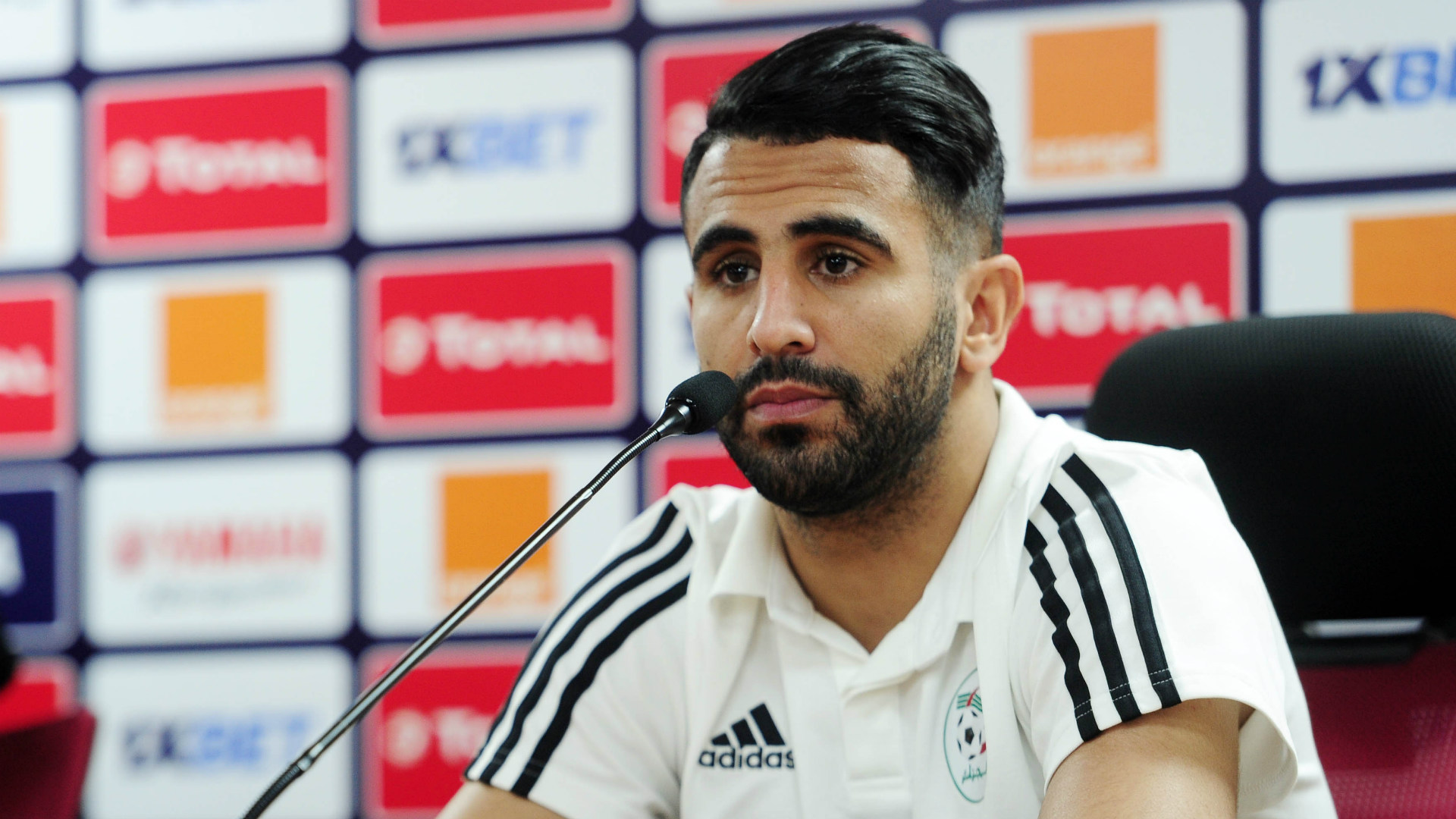 Afcon 2019: Algeria captain Riyad Mahrez anticipates tough clash with Nigeria