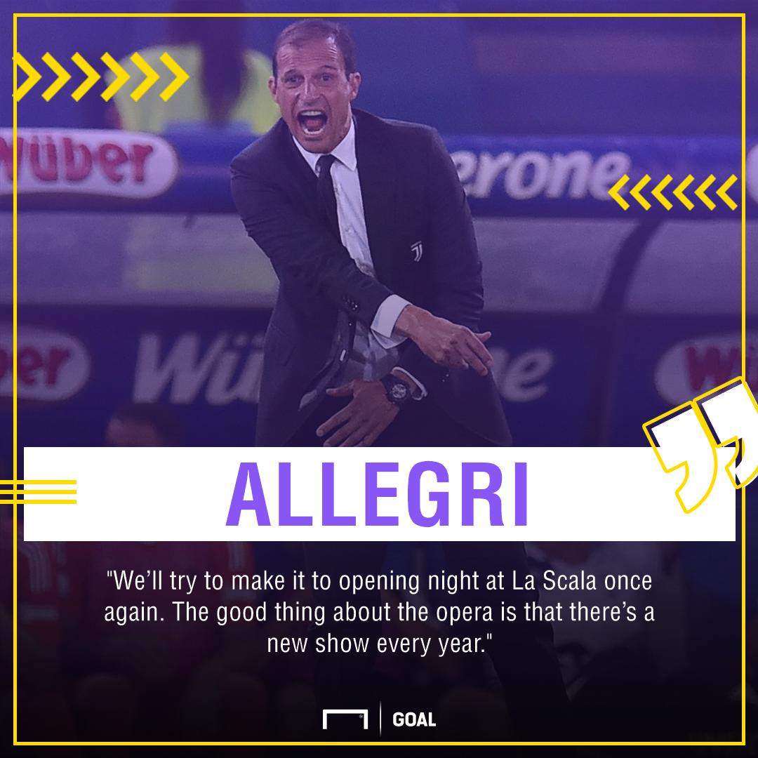Massimiliano Allegri Juventus PS