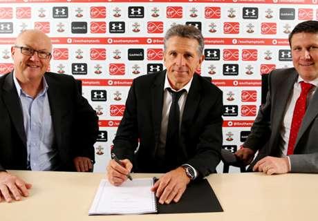 OFICIAL | El Southampton ficha a Puel