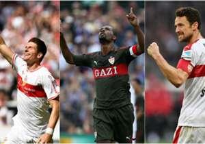 Der VfB Stuttgart gehört zu den deutschen Traditionsklubs. Goal präsentiert zusammen mit Opta die 20 besten Torschützen seit 2008/09.