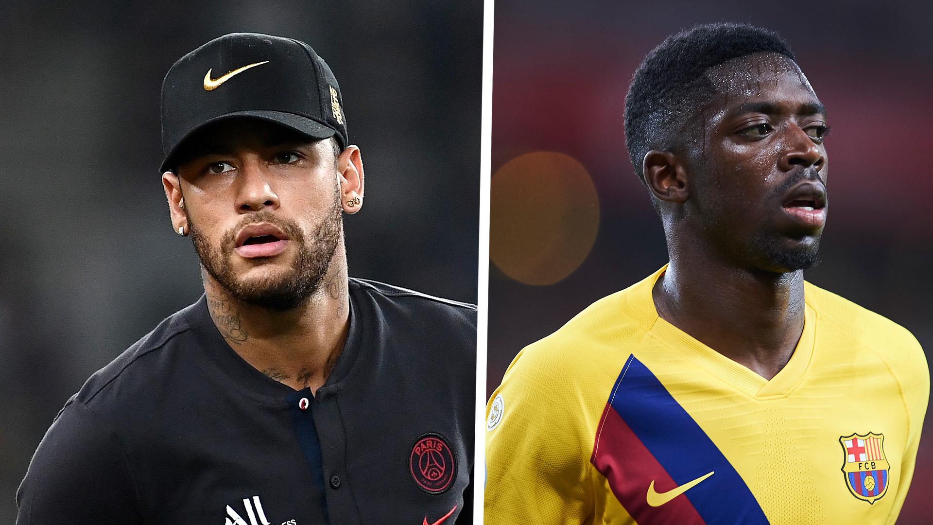 Mercato - PSG : Ousmane Dembélé doit-il accepter d'être inclus dans le transfert de Neymar ?