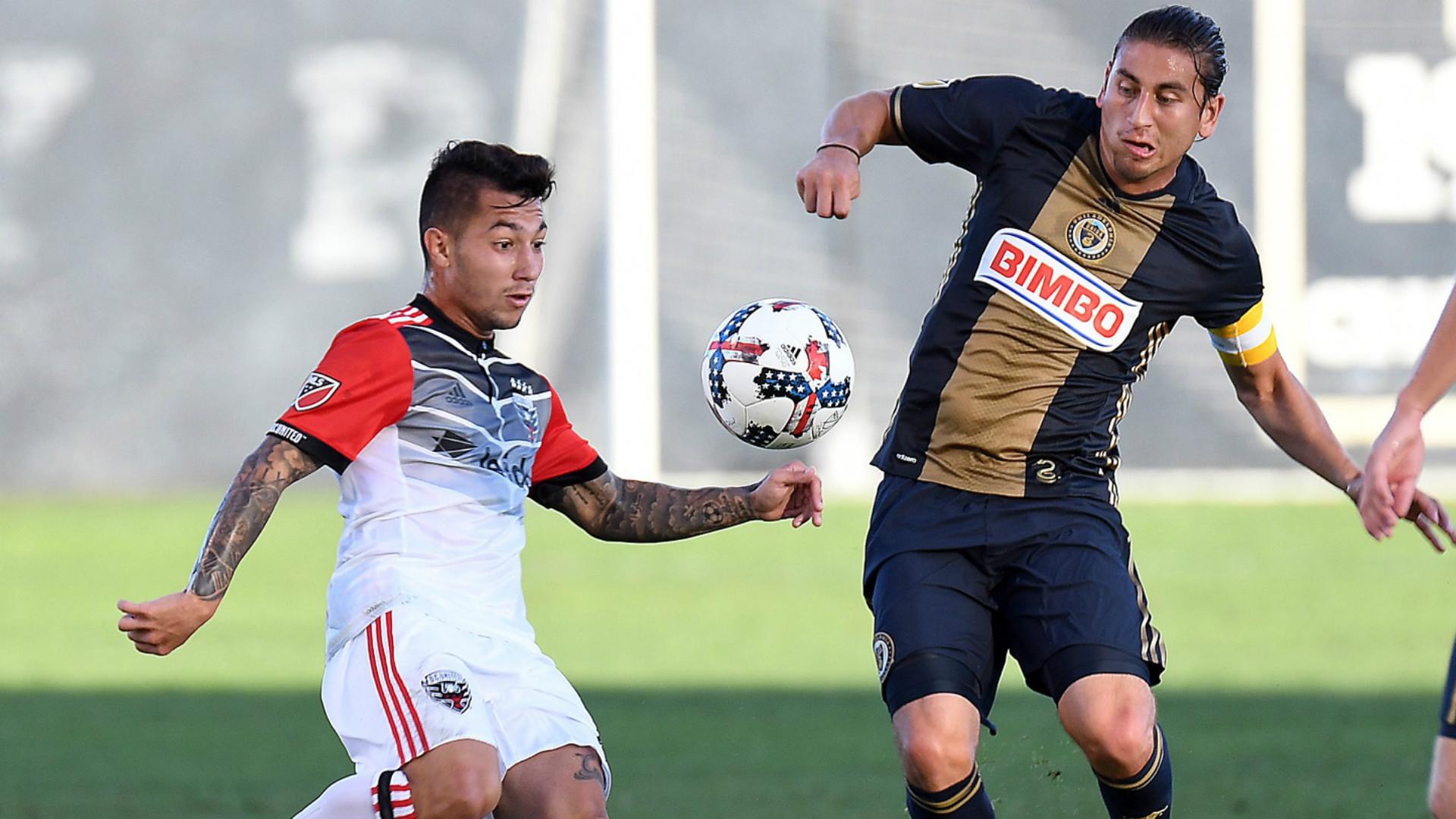 Luciano Acosta Alejandro Bedoya MLS 02252017
