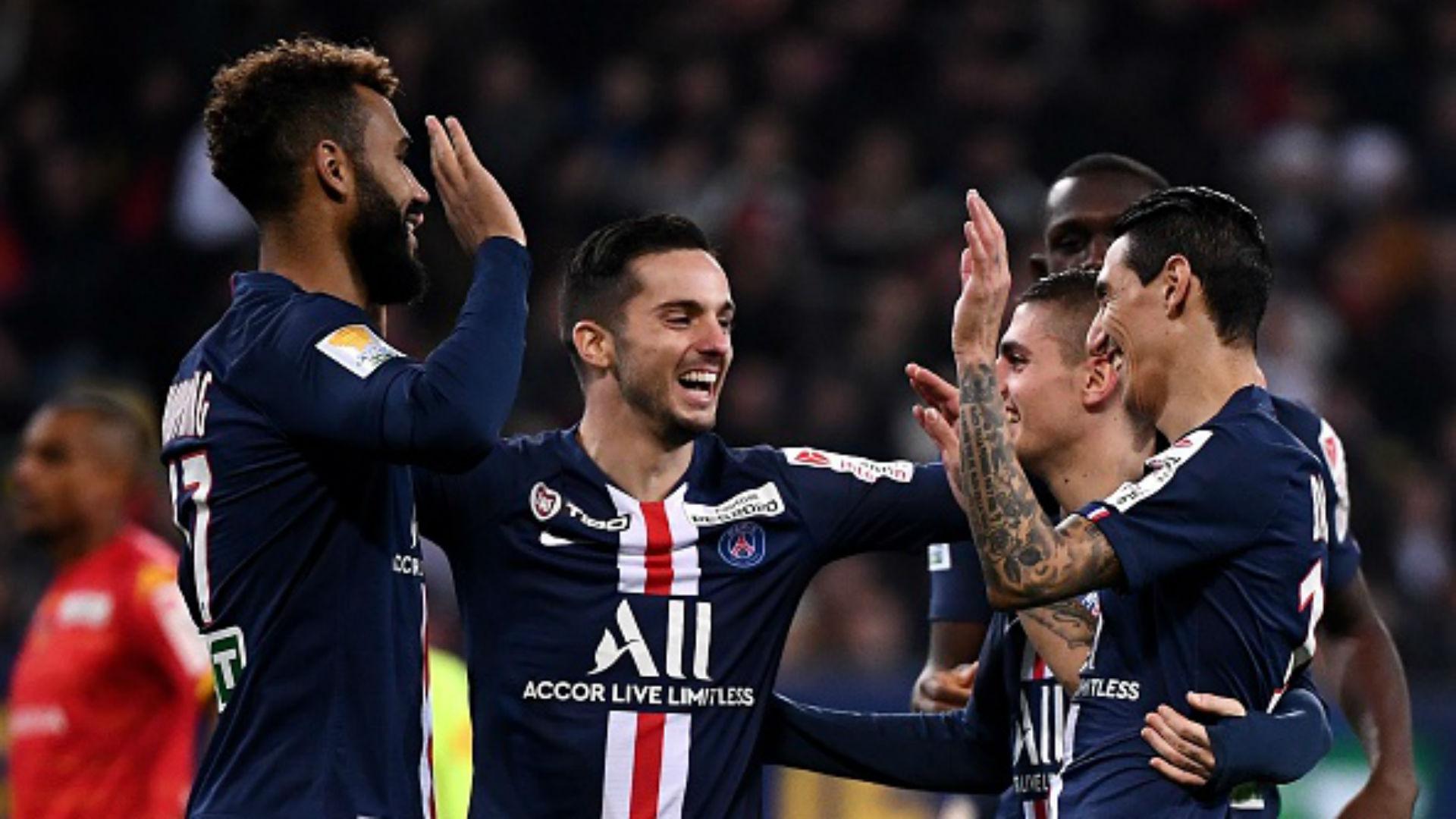 Coupe de la Ligue - Le Mans-PSG (1-4) : même sans Neymar, Paris déroule
