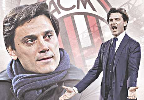 Milan can fly again with Montella