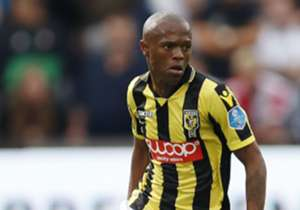 Thulani Serero - SBV Vitesse (Netherlands) | The midfielder helped his side lost 4-2 to Groningen in a Dutch Eredivisie match on Sunday. The former Ajax Amsterdam midfielder was substituted with seven minutes left.