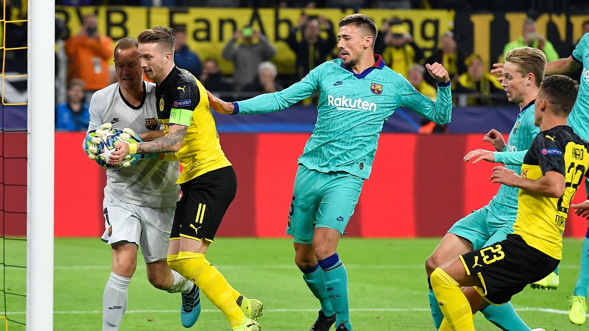 Borussia Dortmund - FC Barcelone (0-0), le film du match