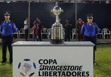EN VIVO: Los sorteos de las Copas