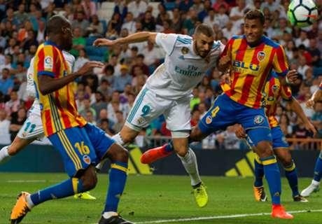 Real remizirao s Valencijom