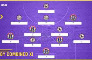 East Bengal - Mohun Bagan combined XI