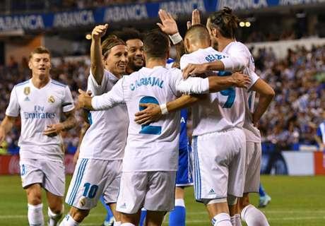 Hasil Jornada 1 La Liga Spanyol