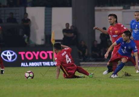 M'sia Cup MD3 round-up