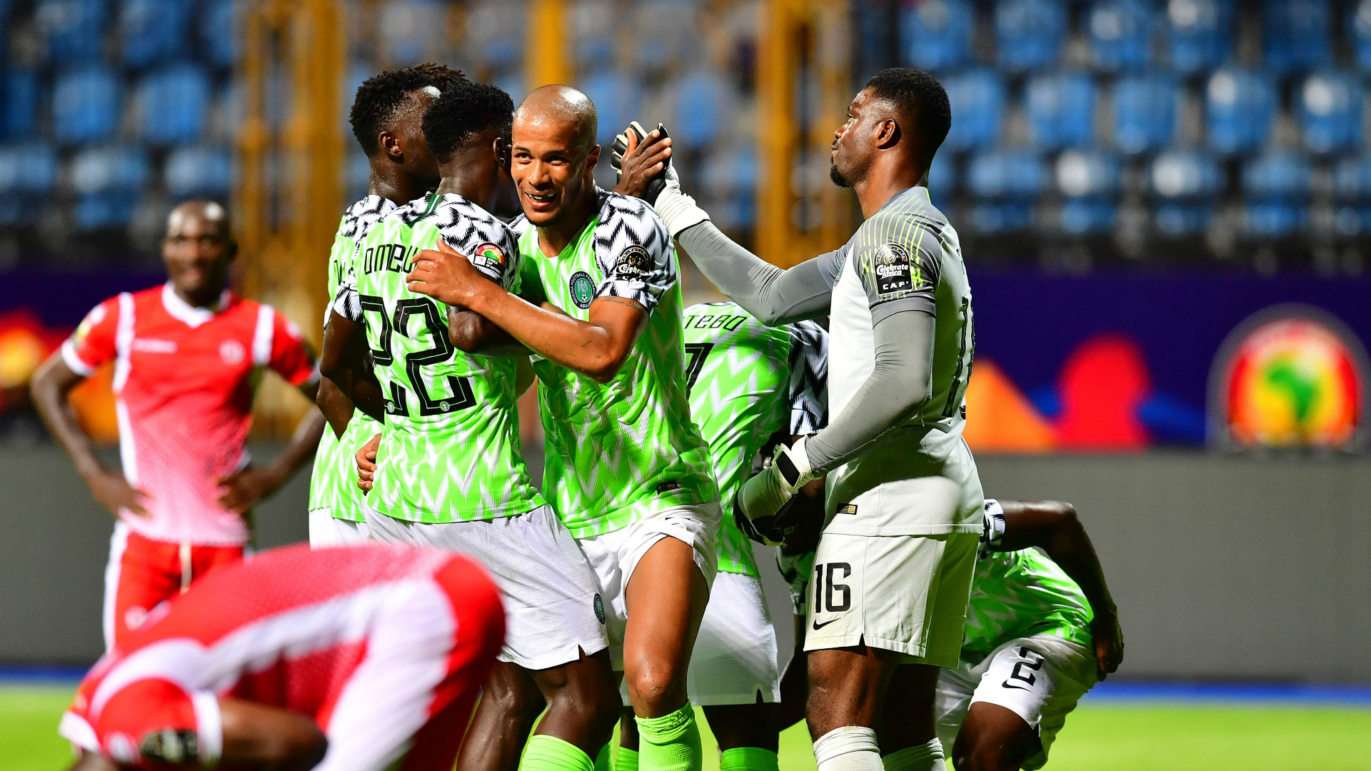 Ukraine 2-2 Nigeria: Where the game was won and lost