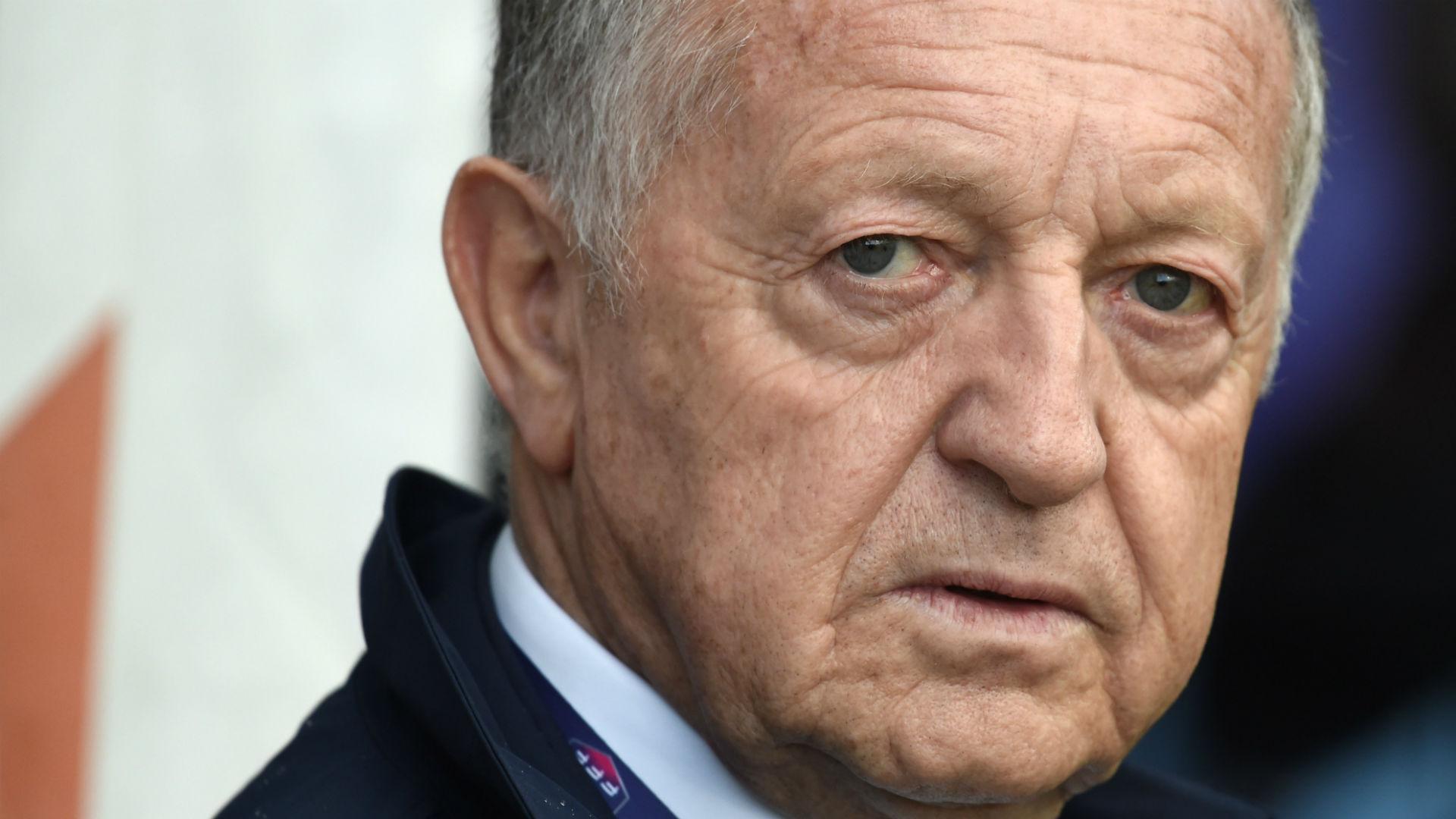 Lyon : Jean-Michel Aulas déçu par certains joueurs