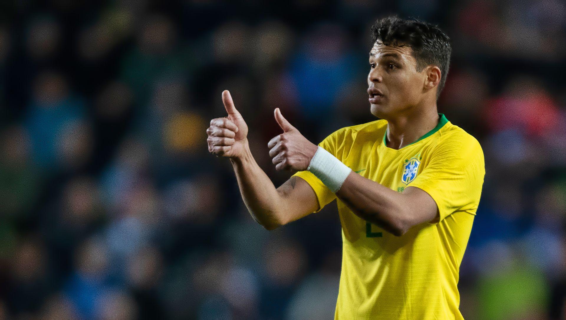 PSG, le message fort de Thiago Silva sur son avenir