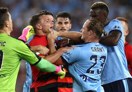 A-League Rev-Up: Sydney derby with WSW's 'fantastic fans'