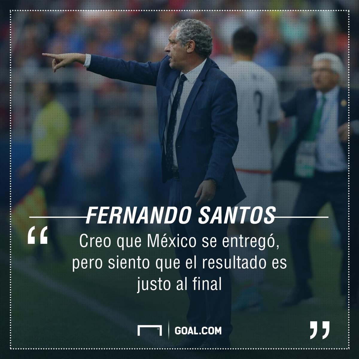 Fernando Santos afiche