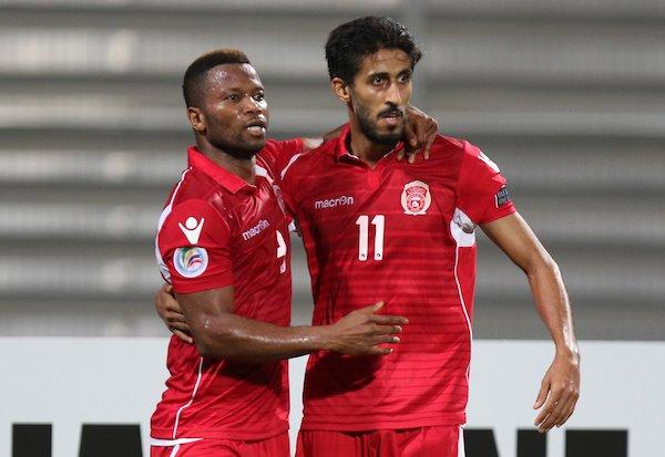 Al Muharraq vs Saham