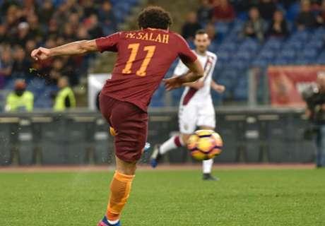 Roma-Torino LIVE! 2-0, Salah