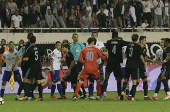 Four directors arrested in chaotic derby between Hajduk Split and Dinamo Zagreb