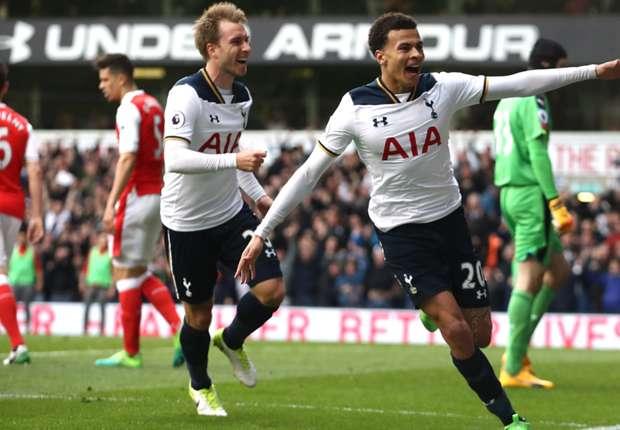 Tottenham-Arsenal (2-0), jour de gloire pour les Spurs