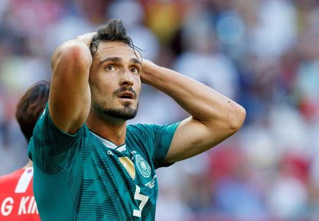 Südkorea 2 0 Deutschland Spielbericht 270618 Weltmeisterschaft