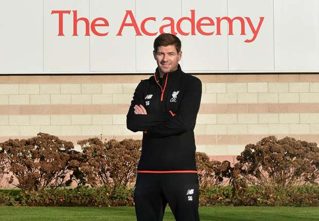 Klopp confirms new Liverpool role for Gerrard
