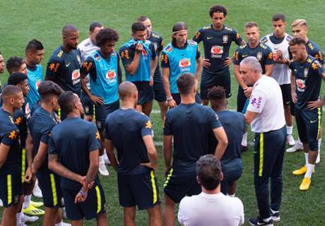 Who will make this week's Brazil squad?