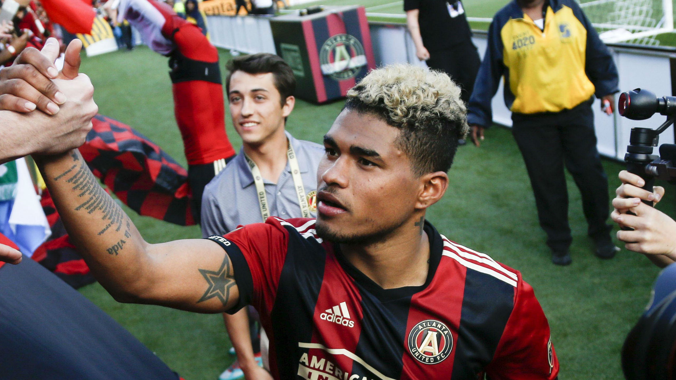 Atlanta United finalizes transfer of forward Josef Martinez