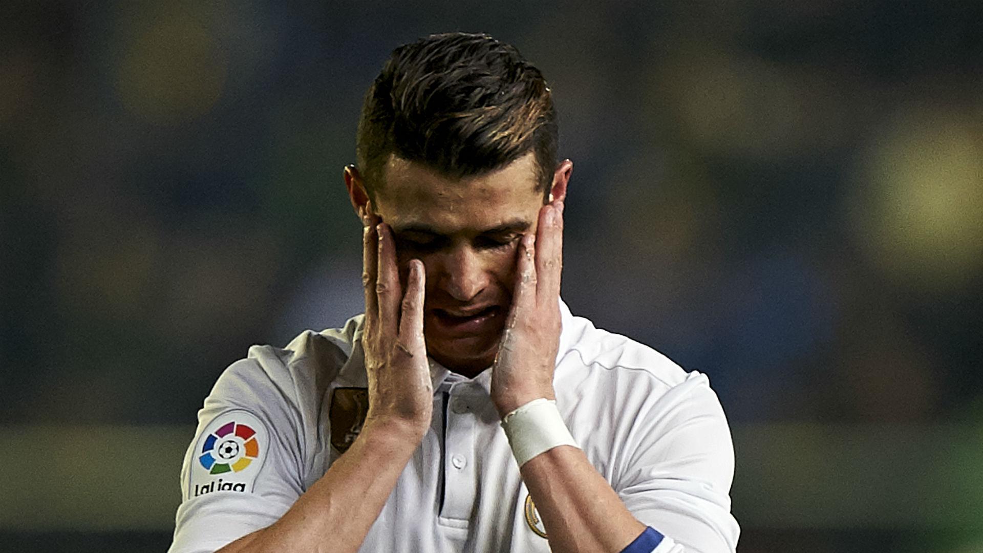 Cristiano Ronaldo Real Madrid 01032017