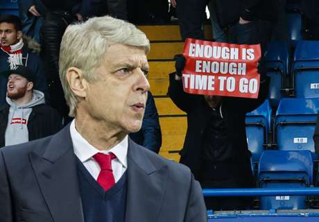 Wenger - from Invincible to Intolerable