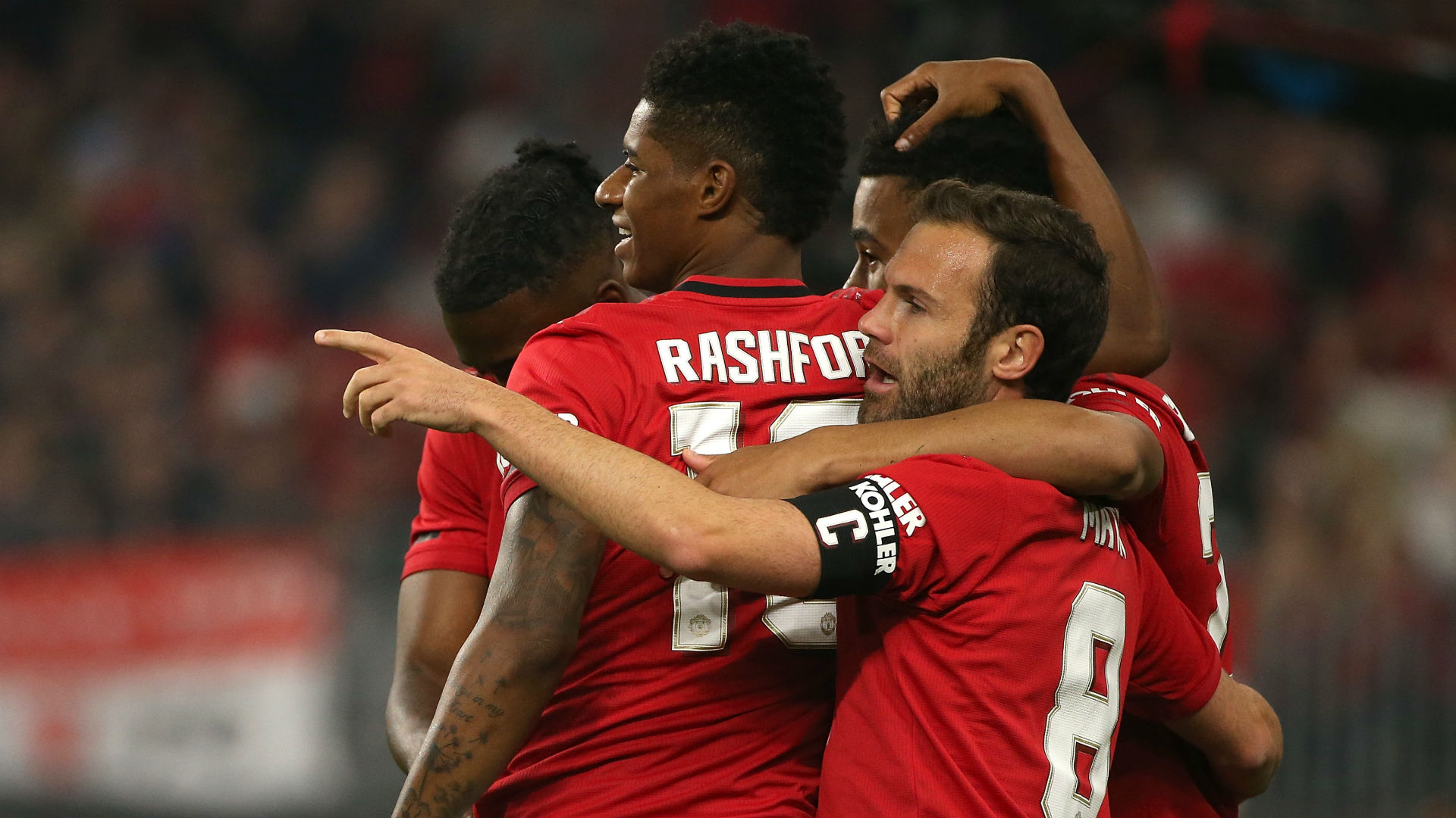 'We want to win big trophies again' – Mata expecting improvement at Man Utd