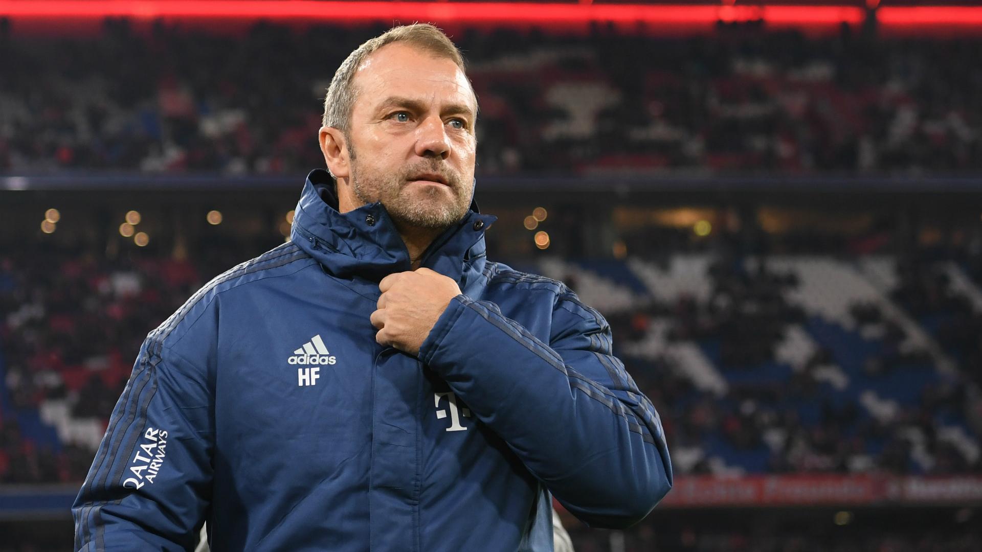 Flick aware slip up against Tottenham will dash hopes of keeping Bayern Munich job