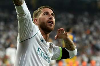 Sergio Ramos named as world's best defender of 2017