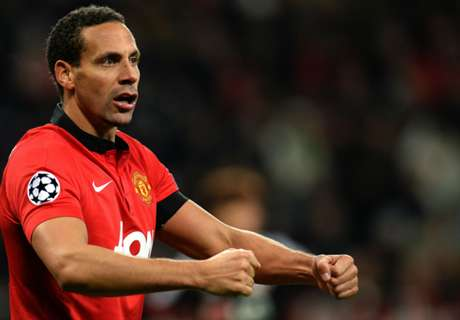 Rio Ferdinand & footballers who changed sports