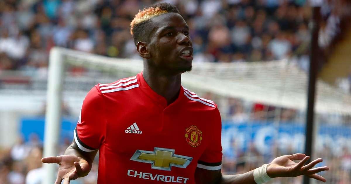 Paul Pogba Zeigt Seine Neue Frisur