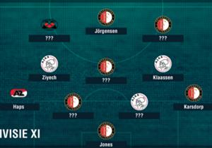 De beslissingen in de Eredivisie zijn allemaal gevallen en dus is het tijd om te balans op te maken. Welke 11 spelers blonken er uit dit seizoen?