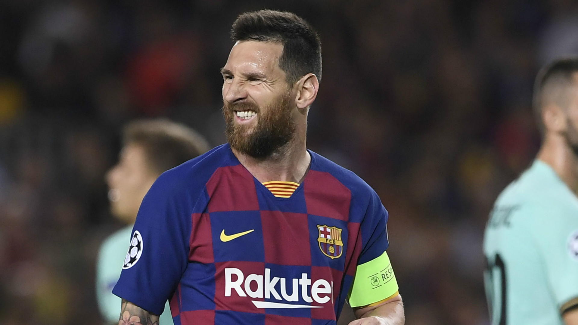 Messi 'must go slowly' at Barca to regain top form - Valverde