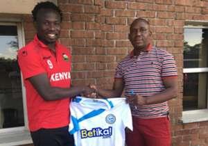 Kepha Aswani: Nakumatt FC to Sofapaka.