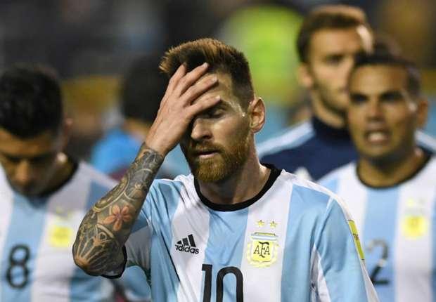 Argentina je remijem protiv Perua kolo prije kraja pala na šesto mjesto