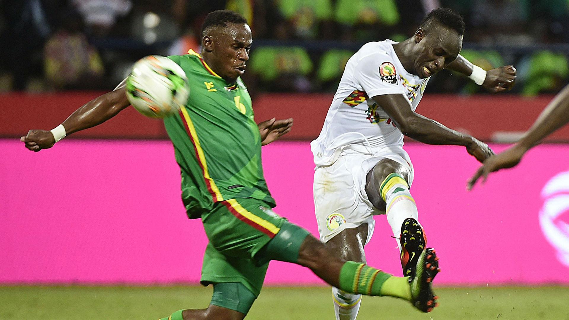Sadio Mane AFCON Senegal