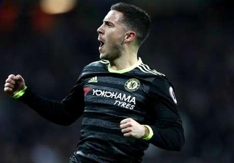'Hazard in ruil voor James'
