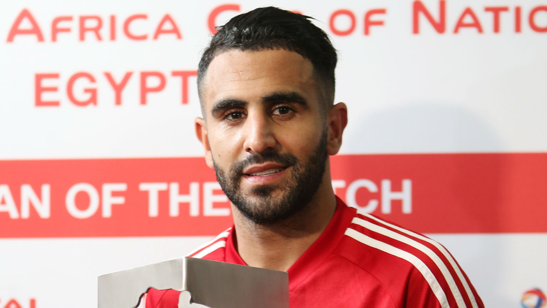 Afcon 2019: Mahrez relishing Algeria-Senegal final after Nigeria triumph