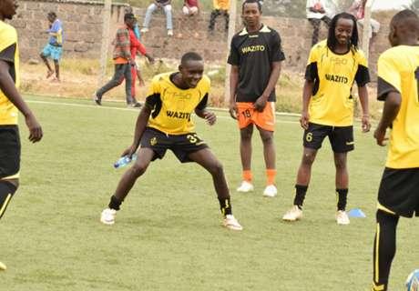 Okumbi names squad for Angola match